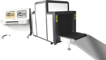 双视角X光安检机的基本工作原理