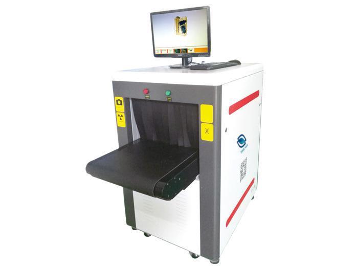 深圳申通快递在天眼定制X光安检机