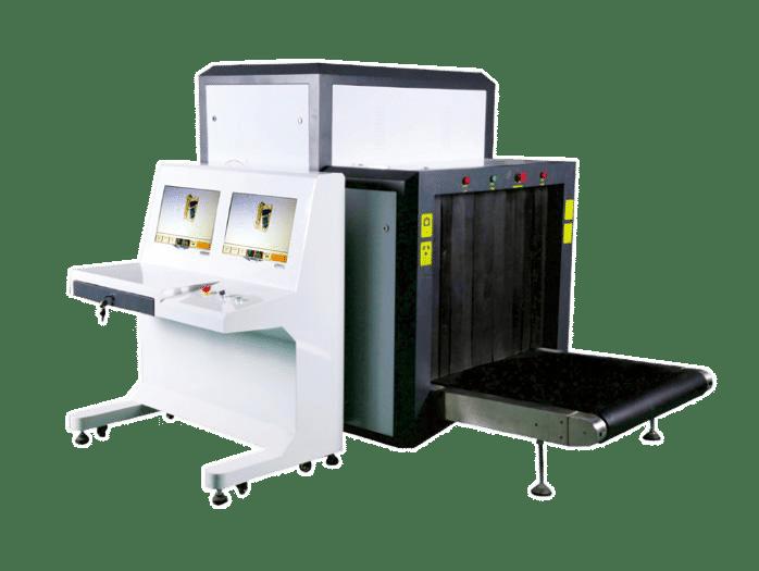 浙江温州鞋厂在天眼定制的x光安检机