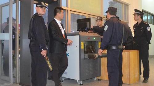 操作x光安检机要进行系统性培训