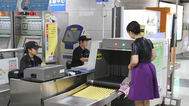 食物过了地铁x光安检机安全吗