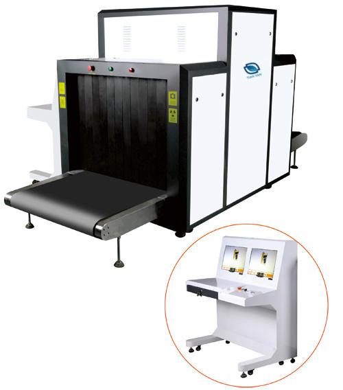 LD-10080通道式X光安检机