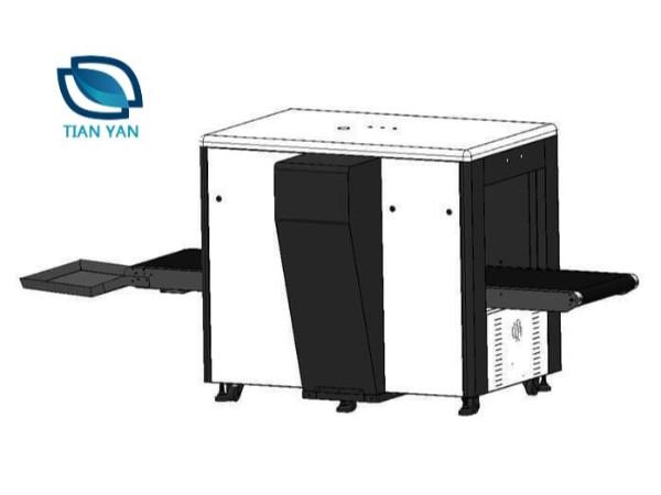 LD-6550D双视角X光安检机