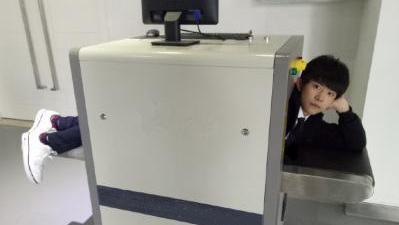 安检机卖这么贵原来是有了这种技术?