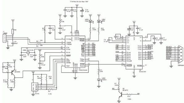 x光机的工作原理图