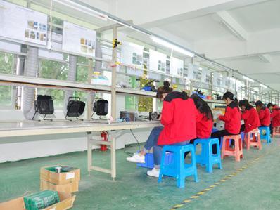 天眼车间生产环境