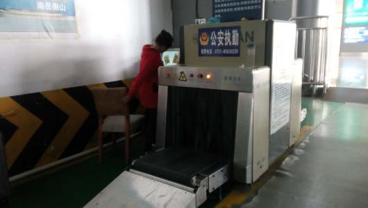 什么物品通过不了行李检测x光安检机