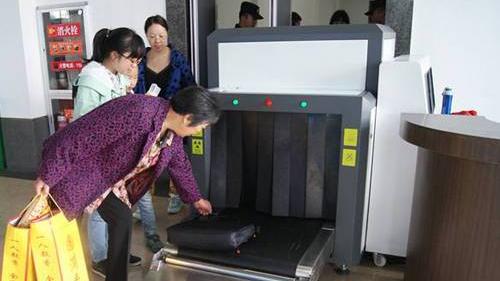 广州安检x光机厂家为用户定制智能系统