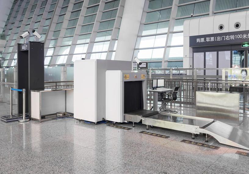 行李检测设备