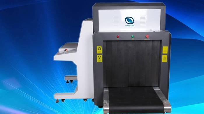 选择厂家定制智能安检机系统