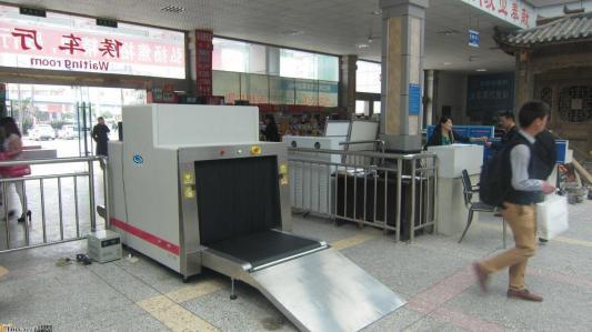 客运站使用的X光安检机