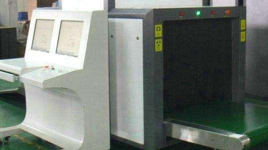 通道式X光机的使用及原理