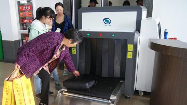 通道式x光机在车站安检中的作用